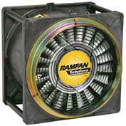 "Ramfan 16"" Intrinsically Safe Blower EFi150xx 1-1/2 HP 4459 CFM"