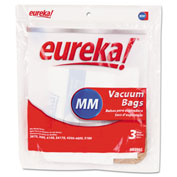Style MM Disposable Dust Bags w/Allergen Filtration for SC3683A/B, 3/Pack, 18/Case - EUR60295C6