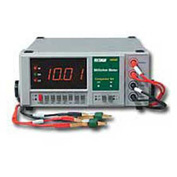 Extech 380562 High Resolution Precision Milliohm Meter, 220
