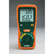 Extech 382252 Earth Ground Resistance Tester Kit, 200 AC Voltage