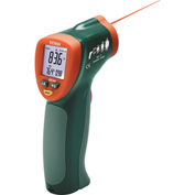 Extech 42510A-NIST Wide Range Mini IR Thermometer, 1 Data Memory Recall Count, 0.36lbs. NIST Cert.