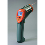 Extech 42540-NIST High Temperature IR Thermometer, 20 Data Memory Recall Count, 0.4lbs. NIST Cert.