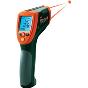 Extech 42570 Dual Laser Infrared Thermometer, 1 Data Memory Recall Count, 0.36lbs.