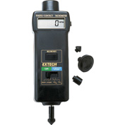 Extech 461895 Combination Contact/Photo Tachometer, rpm, 5 to 99,999, 0.5 to 20,000