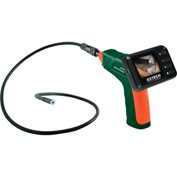 Extech BR150 Video Borescope Inspection Camera, Green/Orange