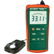 "Extech EA30-NIST Light Meter, Battery, 1.4""W, NIST Certified NIST Certified"