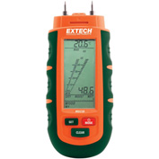 "Extech MO230 Pocket Moisture Meter, Replaceable Sensor Tips, 0.3""L"