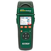 "Extech MO270 Wireless Pin/Pinless Moisture Meter, Reachargeable, 0.75""L"