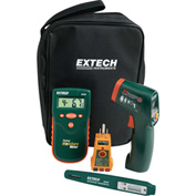 Extech MO280-KH Home Inspector Kit, Case Included, Moisture Detector