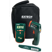 Extech MO280-KH2 Professional Home Inspection Kit, Case Included, Moisture Detector