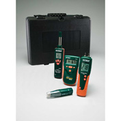 Extech MO280-RK Restoration Contractor's Kit, Case Included, Moisture Detector