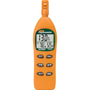 Extech RH300-NIST Hygro-Thermometer Psychrometer, Case Included NIST Certified