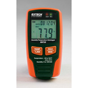 Extech RHT20 Humidity & Temperature Datalogger, Green/Orange, USB