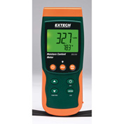 Extech SDL550 Moisture Content Meter/Datalogger, Case Included