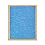 "Purolator® 5038901034 F312 Std1 Fiberglass Disposable Throwaway Panel Filter 15""W x 25""H x 1""D - Pkg Qty 12"