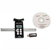 ErgoFET500 Wireless Dual Push-Pull Dynamometer with FET Data Collection Software Package