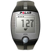 Polar® FT1 Heart Rate Monitor Watch, Black