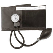 Baseline® Pocket Aneroid Sphygmomanometer with Adult Cuff and Case