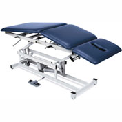"Electric Hi-Low Treatment Table, 3-Section, 76""L x 27""W x 18"" - 37""H"