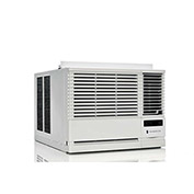 Friedrich EP08G11B Chill Window Air Conditioner, 7500 BTU Cool, 3850 BTU Heat, 11.2 EER, 115V