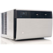 Friedrich EQ08N11D Commercial Kuhl Window/ Wall Air Conditioner w/ Elec. Heat, 8000 BTU Cool, 115V