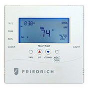 Friedrich KWW Wireless Wall Thermostat Kit for Kuhl Models