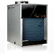 Friedrich VEA09K25 Vert-I-Pak Vertical Terminal AC w/ Electric Heat, 9400 BTU Cool, 9.8 EER