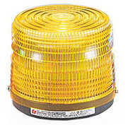 Federal Signal 141ST-024A Strobe light, 24VDC, Amber
