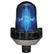 Federal Signal 151XST-120B Strobe, 120VAC, hazardous location, Blue