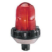 Federal Signal 151XST-120R Strobe, 120VAC, hazardous location, Red