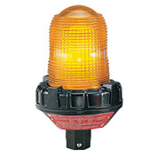 Federal Signal 191XL-024A Flashing light, LED, 24VAC/DC, hazardous location, Amber