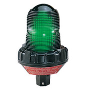 Federal Signal 191XL-120-240G Flashing light, LED, 120-240VAC, hazard location, Gr