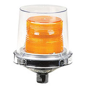 Federal Signal 225XL-120-240A Flashing LED light hazardous location 120-240VAC Amber