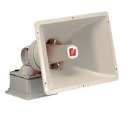 Federal Signal SST3-MV Siren, electronic, remotely selectable, multi tone, multi-voltage