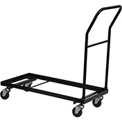 Chair Dolly for Folding Chairs - HF-MC700 & LE-L-3 Plastic Chairs
