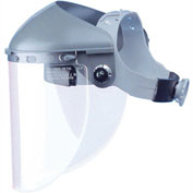 FIBRE_METAL by Honeywell F400, High Performance Faceshield Headgear