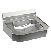 "Franke WHB2221-7/1, Wall Hung Basin T304, 1.25"" Waste, 1  Hole"