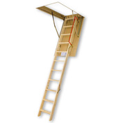 FAKRO Wooden Insulated Folding Attic Ladder - 66853