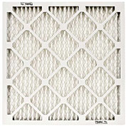 "Flanders 85156.011212, NaturalAire Microparticle Pleat Filter, 12"" x 12"" x 1"", MERV 10 - Pkg Qty 12"