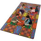 Children Educational Rugs GAMES THAT TEACH 12X18