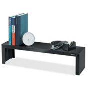 Fellowes Desktop Shelf Supports Black