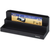 Fellowes Desktop Organizer with 7 Compartments Black