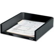 "Fellowes Side Loading Letter Tray 11-1/8"" x 13"" x 2-1/2"""