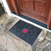 Fan Mats University of Dayton Medallion Door Mat - 12096