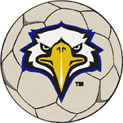"Fan Mats Morehead State University Soccer Mat 26"" Dia. - 122"
