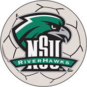 Fan Mats Northeastern State University Soccer Ball - 14111