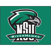 "Fan Mats Northeastern State University All-Star Mat 34"" X 45"" - 14112"