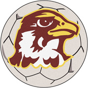 Fan Mats Quincy University Soccer Ball - 14125