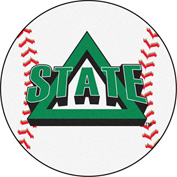 "Fan Mats Delta State University Baseball Mat 26"" Dia. - 14130"