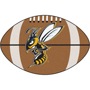 "Fan Mats Montana State - Billings Football Rug 22"" X 35"" - 14157"